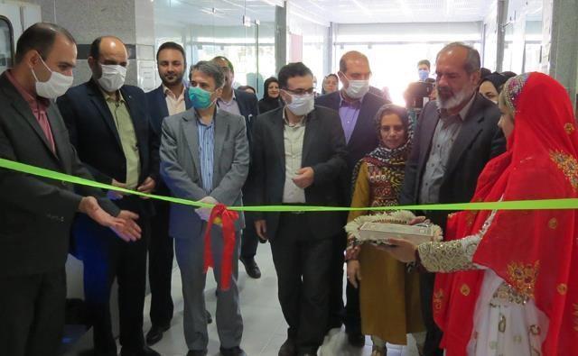 گشایش مدرسه عالی مهارتی طراحی و دوخت در دانشگاه آزاد اسلامی لنجان