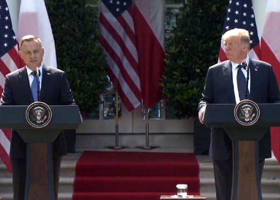 خبرنگاران لهستان از افزایش نظامیان آمریکا در این کشور خبر داد