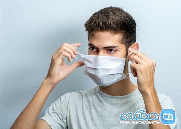چگونه موقع ماسک زدن جوش نزنیم؟