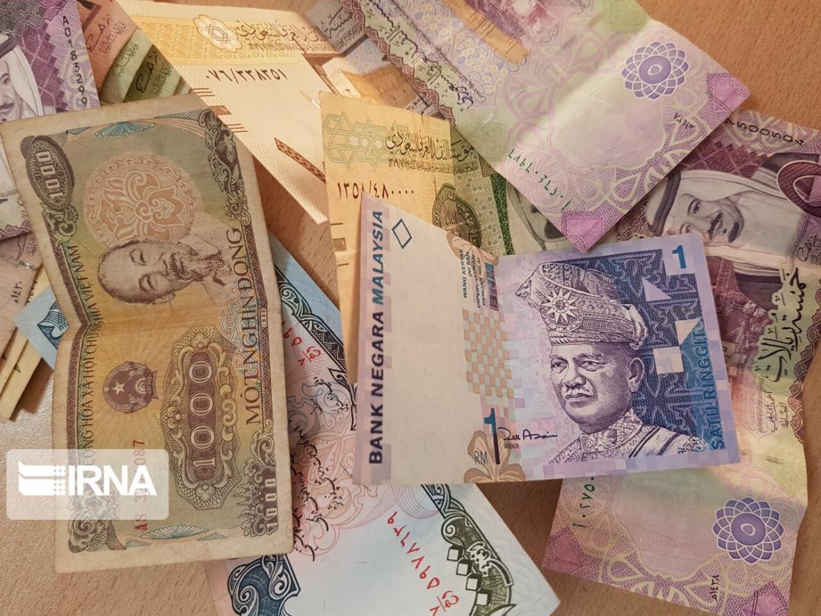 خبرنگاران کاهش قیمت رسمی 23 ارز