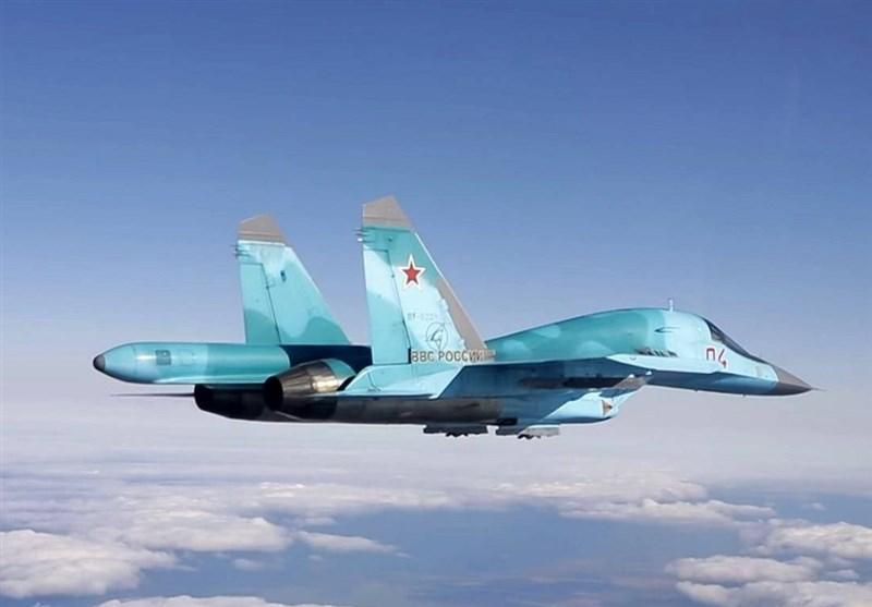 جنگنده روسیه یک فروند هواپیمای جاسوسی آمریکا را فراری داد