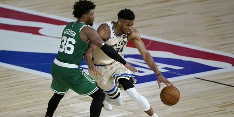 لیگ بسکتبال NBA، شکست میلواکی در غیاب آنتتوکومپو در روز پیروزی لیکرز