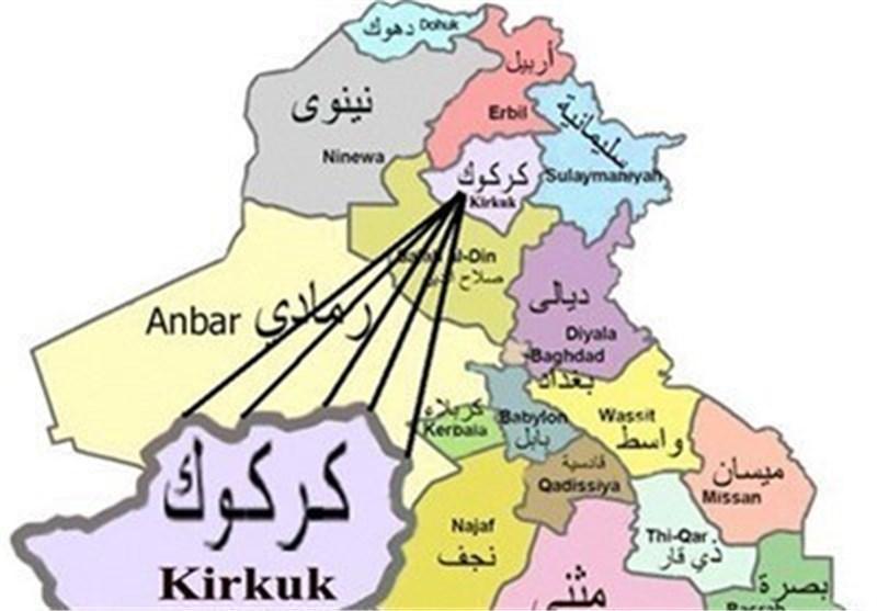 عراق، انفجار خودروی بمبگذاری شده در جاده تکریت-کرکوک