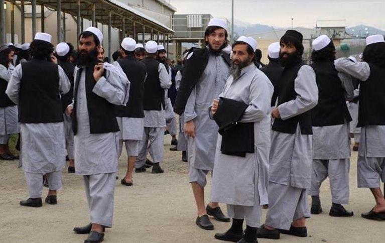 دولت افغانستان 70 زندانی طالبان را آزاد کرد