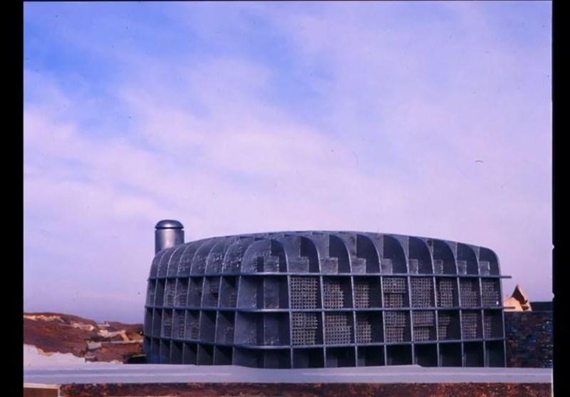 طرح معمار معروف ایتالیایی برای انتقاد از رژیم شاه در ایران