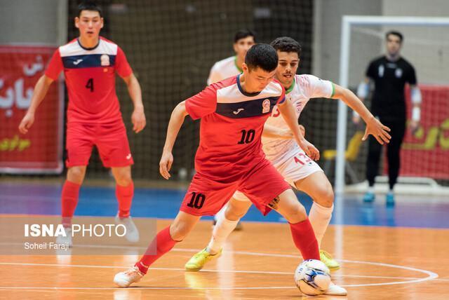 فوتسال قهرمانی آسیا 2020 به تعویق افتاد