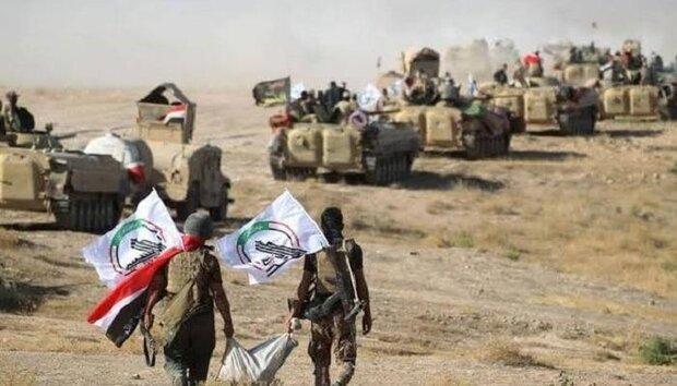 حشد شعبی خط قرمز تمام اقشار ملت عراق است