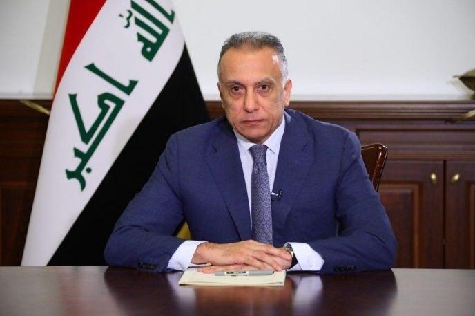 عراق، تاکید الکاظمی بر رخنه عناصر خرابکار به تظاهرات و حمله به نیروهای امنیتی