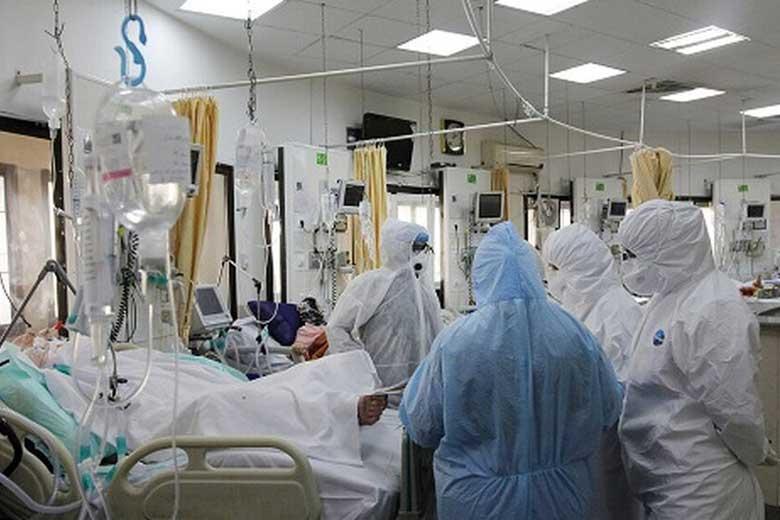 شرایط بیمارستان های کرونا در پایتخت ، علت واقعی نبودن آمار فوتی ها