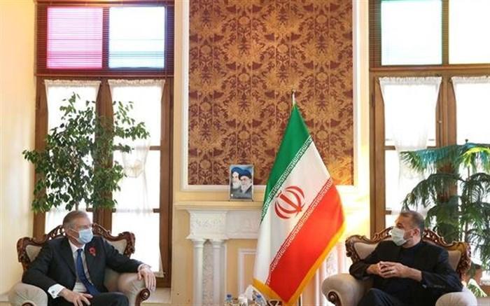 امیرعبداللهیان: مذاکره برای مذاکره بازی تکراری و بی حاصل است