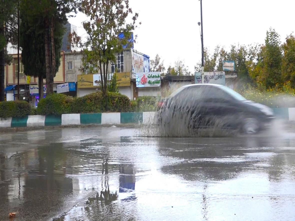 خبرنگاران بیشترین میزان بارش استان اصفهان در سمیرم ثبت شد