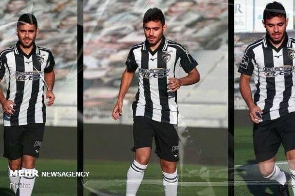 لژیونر فوتبال خوزستان به طرفداران تیمش معرفی گردید
