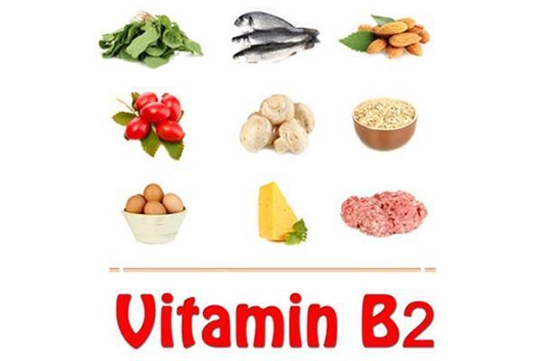 خواص ویتامین ب2 و نشانه های کمبود آن در بدن