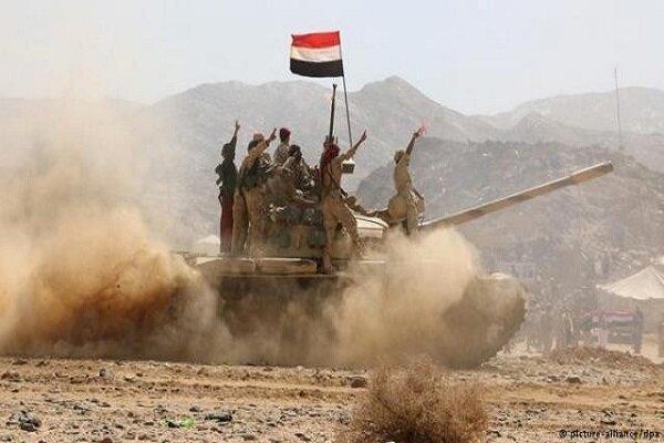 نیروهای وابسته به امارات به نیروهای صنعا پیوستند