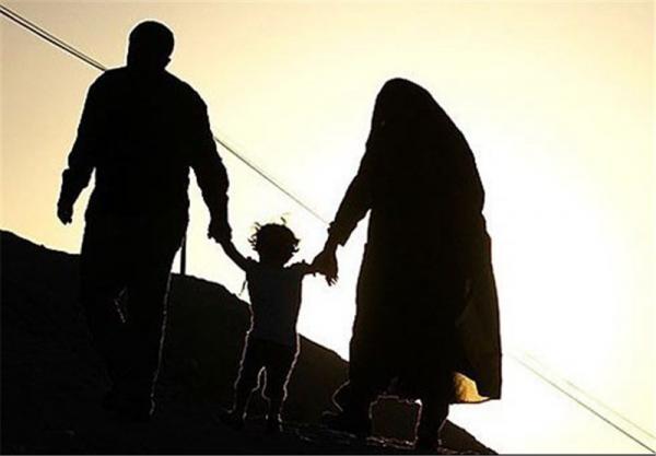 خانواده های پرمشغله و کم جمعیت!