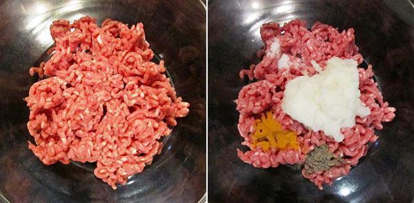 طرز تهیه کباب تابه ای ترکیه