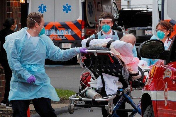 شمار قربانیان کرونا در آمریکا به 497 هزار و 174 نفر رسید