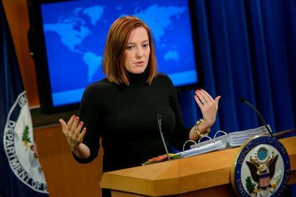 سخنگوی کاخ سفید: پایبندی مجدد ایران به برجام نخستین گام است!
