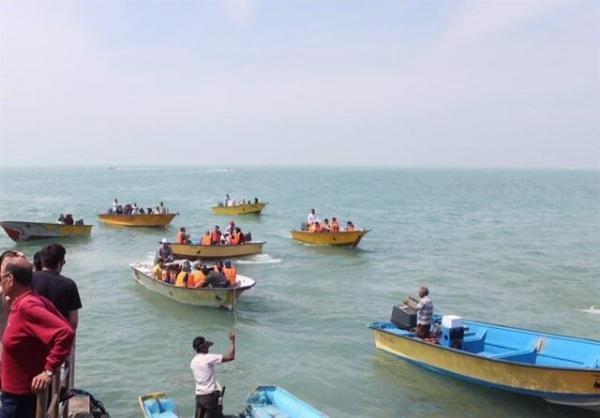 توقیف 20 شناور غیرمجاز حمل مسافر به جزایر هرمزگان