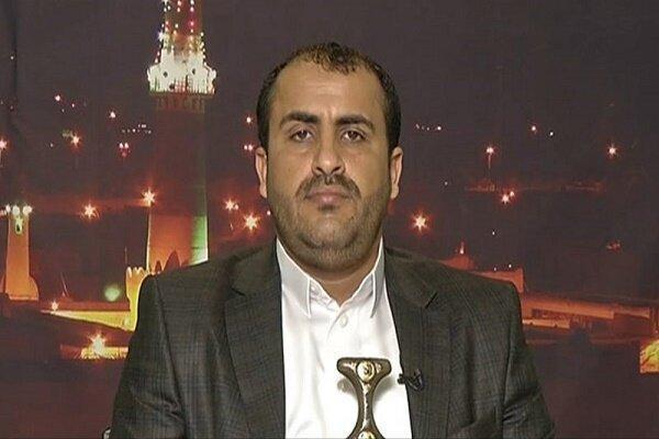 دفاع مشروع از یمن تا توقف کامل تجاوز و محاصره ادامه خواهد یافت
