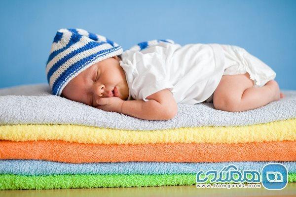 نکاتی برای پیشگیری از سندروم مرگ ناگهانی نوزاد