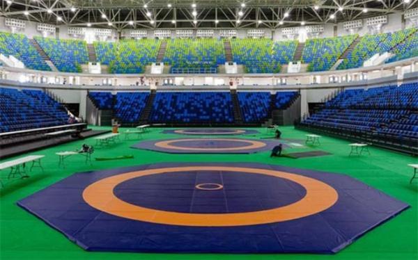 برنامه کشتی آزاد و فرنگی انتخابی المپیک اعلام شد