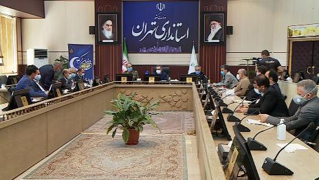 امضای تفاهم نامه همکاری میان سازمان جغرافیایی و استانداری تهران
