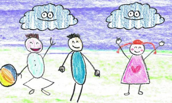 تفسیر نقاشی کودک و معنای نهفته در جزئیات آن
