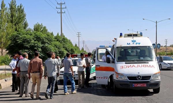 همراهان مصدوم، پرسنل اورژانس را تا حد مرگ کتک زدند