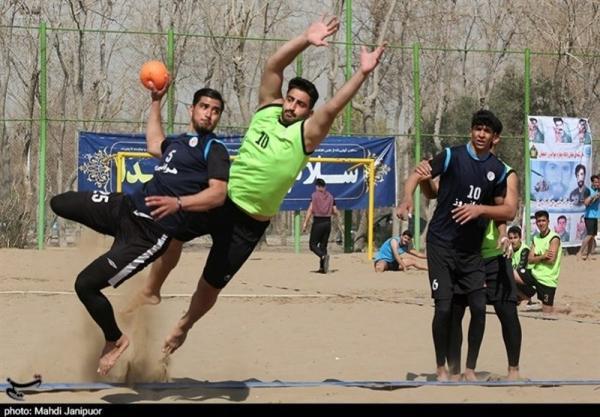 دعوت از 22 بازیکن جهت شرکت در چهاردهمین اردوی آمادگی هندبال ساحلی