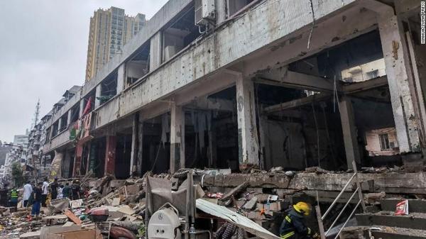 11 کشته در پی وقوع انفجار در چین