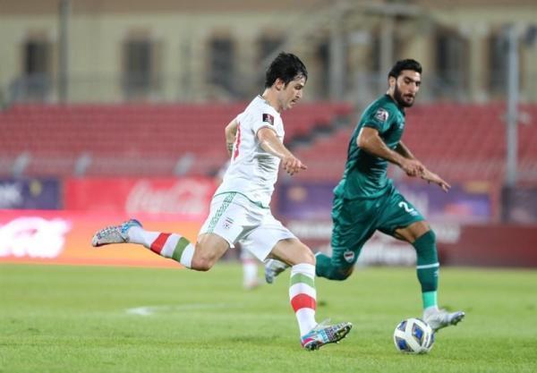 AFC: آزمون قهرمان ایران بود، فیفا: گل سردار تفاوت را رقم زد