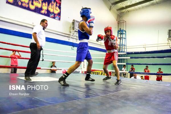 برپایی اردوی تیم های ملی نوجوانان و جوانان بوکس در خرم آباد