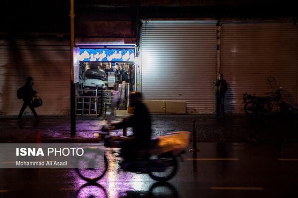 اجرای محدودیت های ترافیکی قبلی در شهرهای قرمز و نارنجی خوزستان
