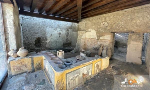 باز شدن غذافروشی باستانی به روی مردم، عکس