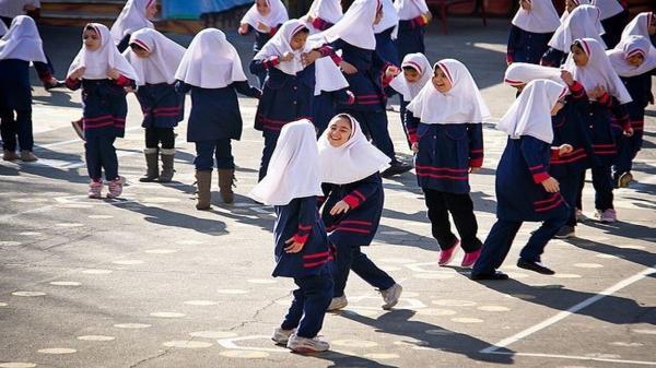 افزایش جمعیت دانش آموزان کلاس اولی ایلام