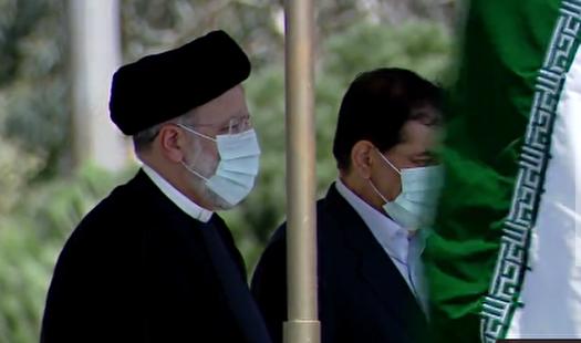 رئیس جمهور راهی تاجیکستان شد