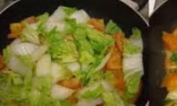 سبزیجات را سرخ نکنید