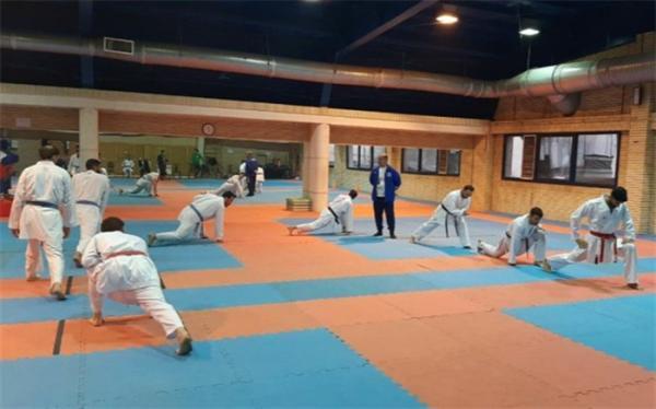 زمان شروع اردوی تیم ملی کاراته اعلام شد