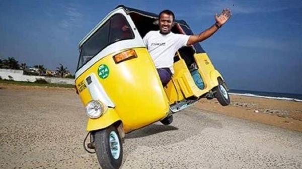 تور دهلی: رانندگی این مرد هندی در گینس ثبت شد