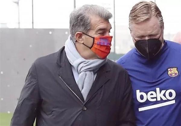 تغییر موضع رئیس باشگاه بارسلونا؛ رأی اعتماد موقت به کومان با تمرکز روی تن هاخ به اسم گزینه اول جانشینی